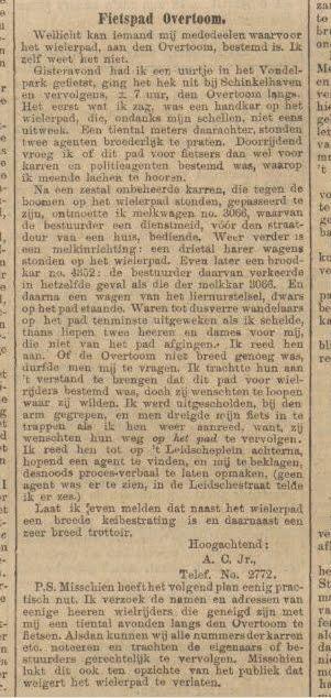 Newspaper 1906