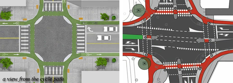 State Of The Art Bikeway Design A Further Look Bicycle Dutch