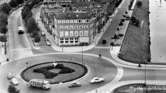 roundabout 1960