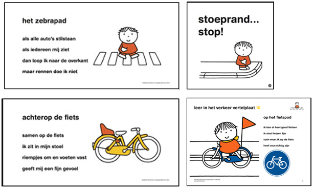Traffic education by Dick Bruna