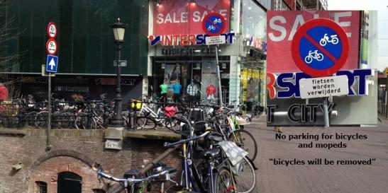 Utrecht no parking