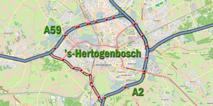25 ways to cross a motorway