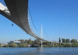 Nescio Bridge Amsterdam (Netherlands)
