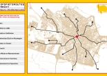 Utrecht main cycle routes