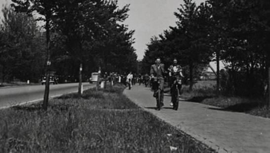1930s cyclepath NL 01