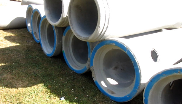 sewer-pipes