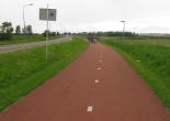 Zaanstad Cycle Path