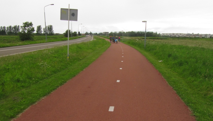 Zaanstad Cycle Path