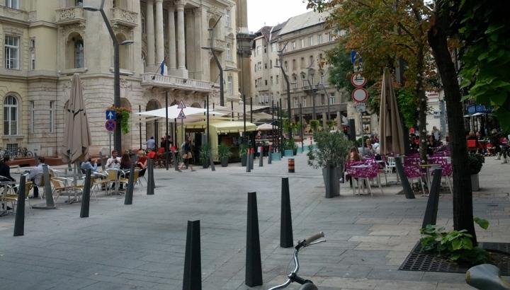 Bollards Budapest