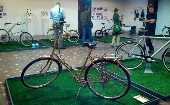Dutch bike design Budapest