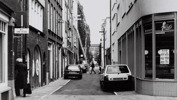 Amsterdam Staalstraat 1980s