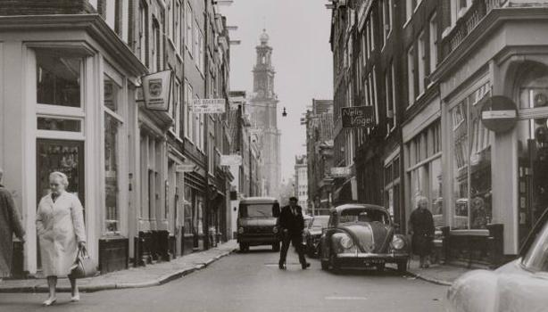 Tuinstraat 1960s