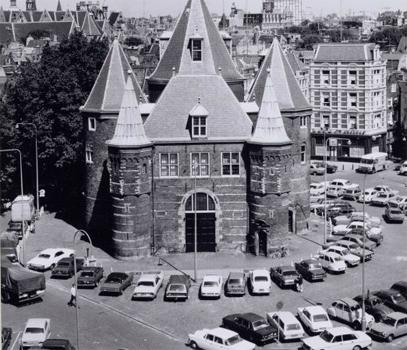Nieuwmarkt 1960s