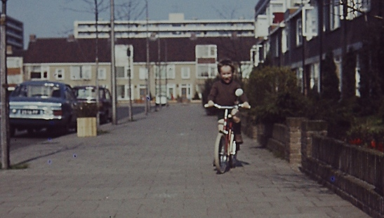 """New"" bicycle 1970"