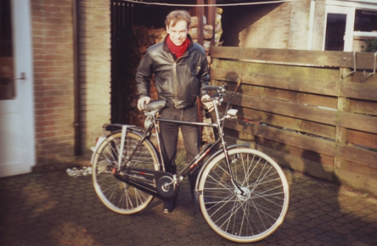 New bike 1992