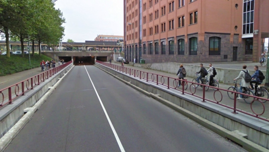 's-Hertogenbosch railway tunnel