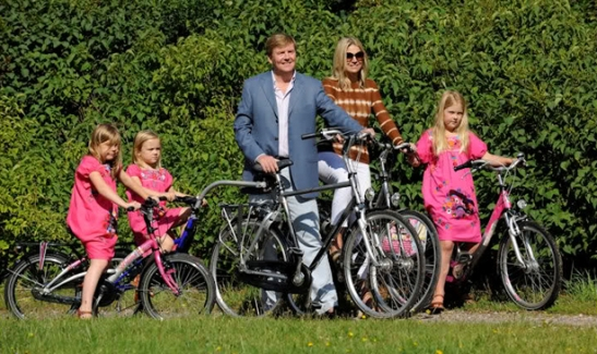 Dutch Royal Family 2012