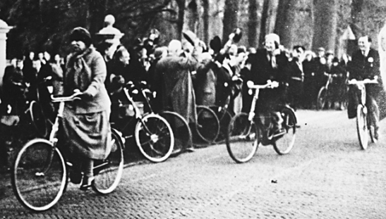 Dutch Royal Family 1930s