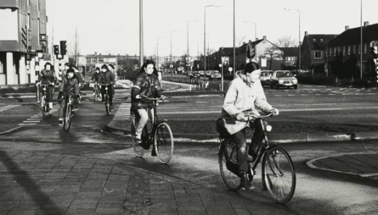 Dutch Cycling 1980s