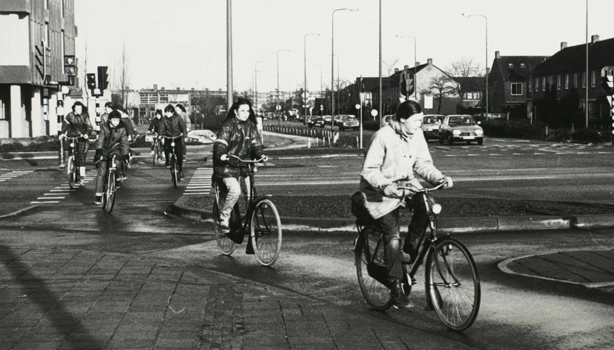 Dutch Cycling 1980s