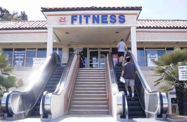 escalator-fitness