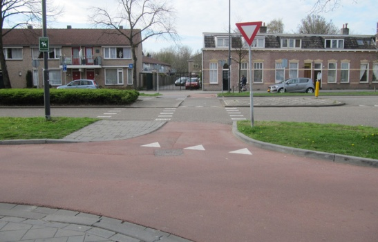 Dutch junction design
