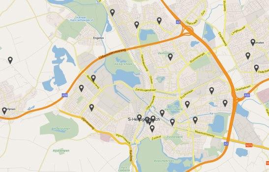 bicycleshops-s-hertogenbosch