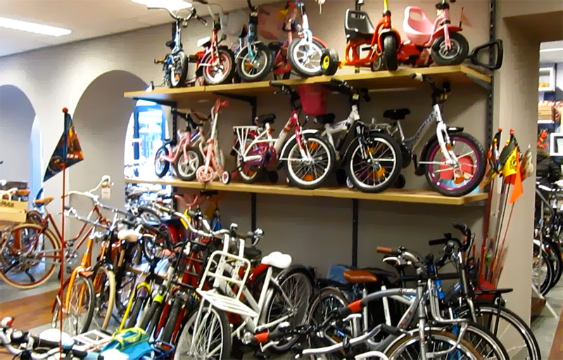 bicycle shop you can