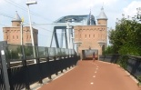 bridge entrance