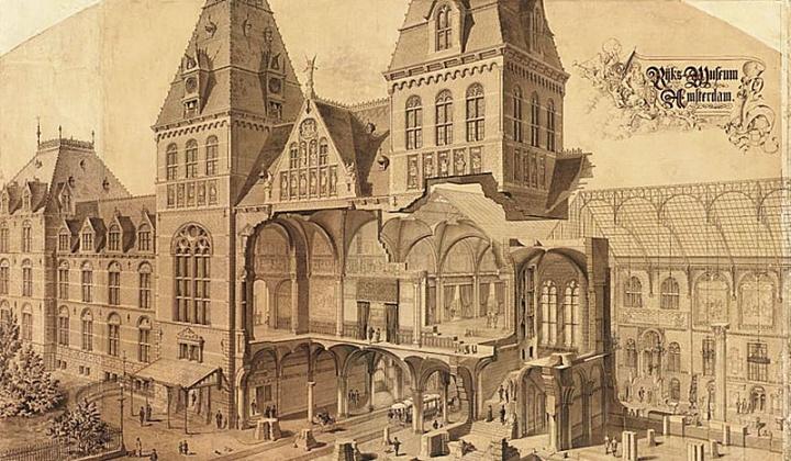 Rijksmuseum-plan