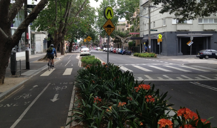 bourke street sydney