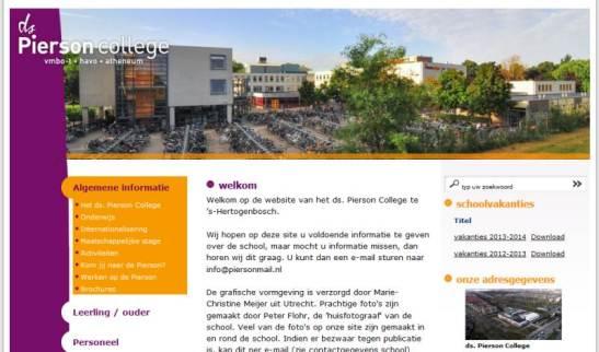 website-pierson