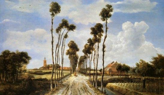 hobbema-alley-middelharnis