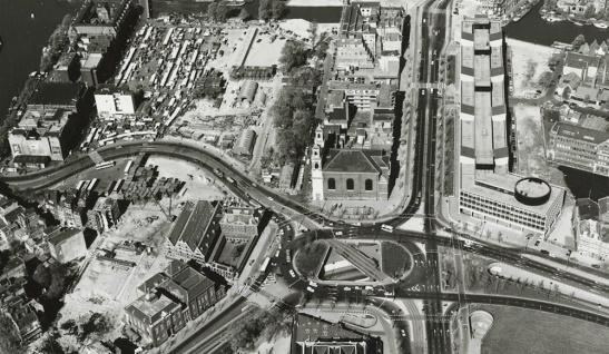 Jodenbreestraat1974