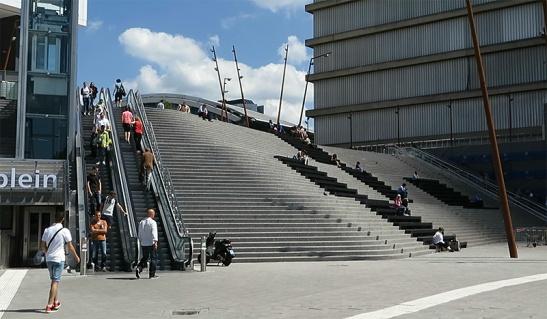 Utrecht Stairs