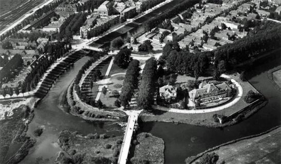 Wilhelminapark 1923