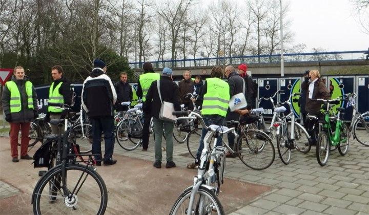 park-and-bike