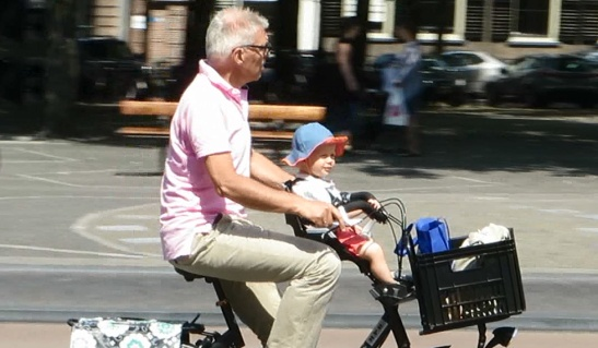 Cycling With Babies And Toddlers Bicycle Dutch