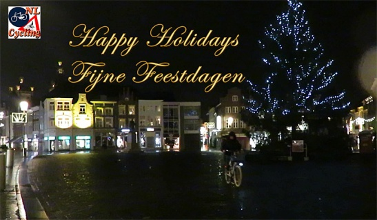 Happy Holidays! | Fijne Feestdagen!