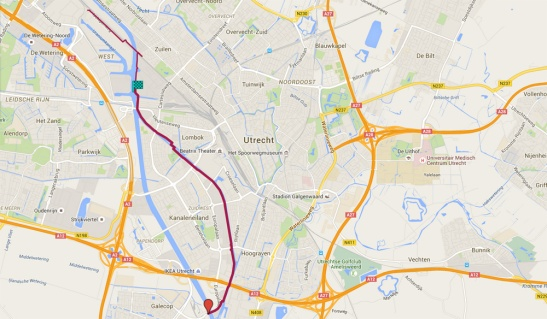utrecht-main-cycle-route