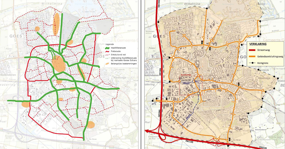 Goes Cycling City of the Netherlands BICYCLE DUTCH