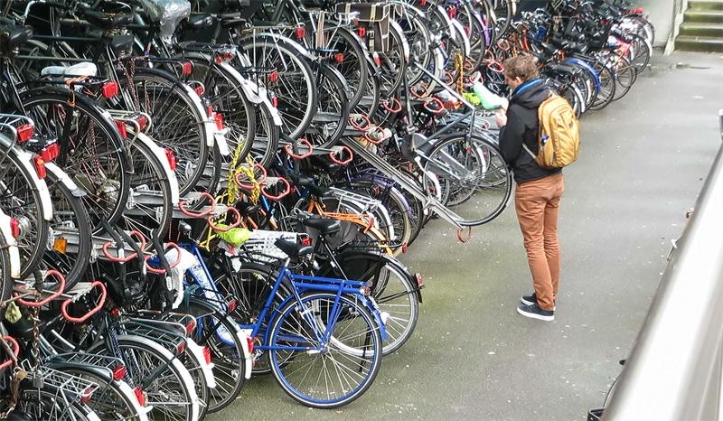 Easy bike leiden