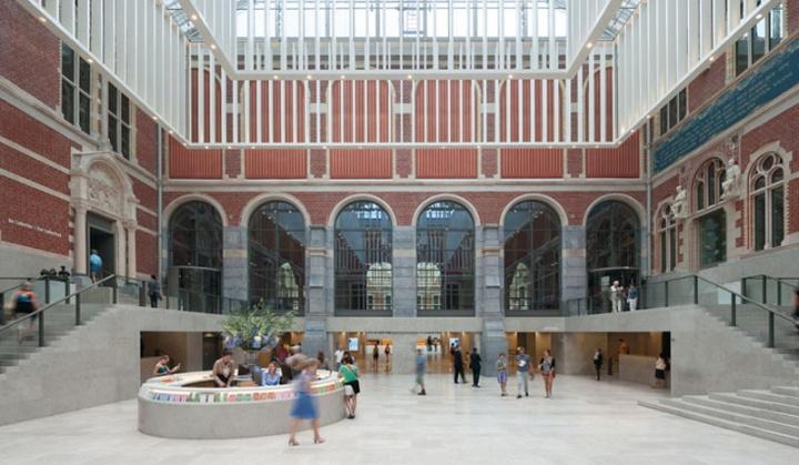 Rijksmuseum-Atrium