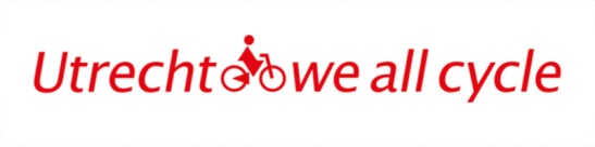 The Utrecht slogan for its Cycling Policies.
