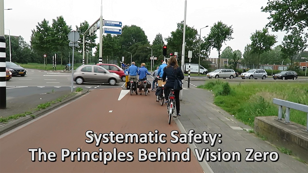 Sustainable or Systematic Safety | BICYCLE DUTCH