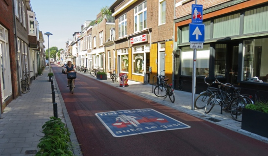 Koekoekstraat entrance