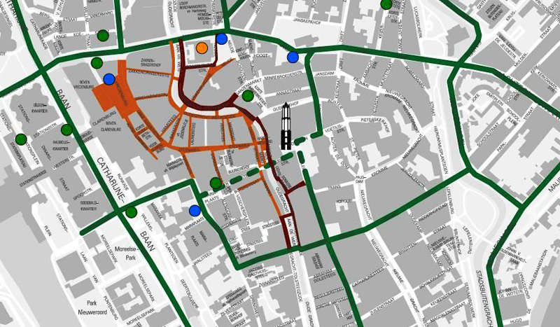 Will Utrecht ban cycling in some city centre streets BICYCLE DUTCH