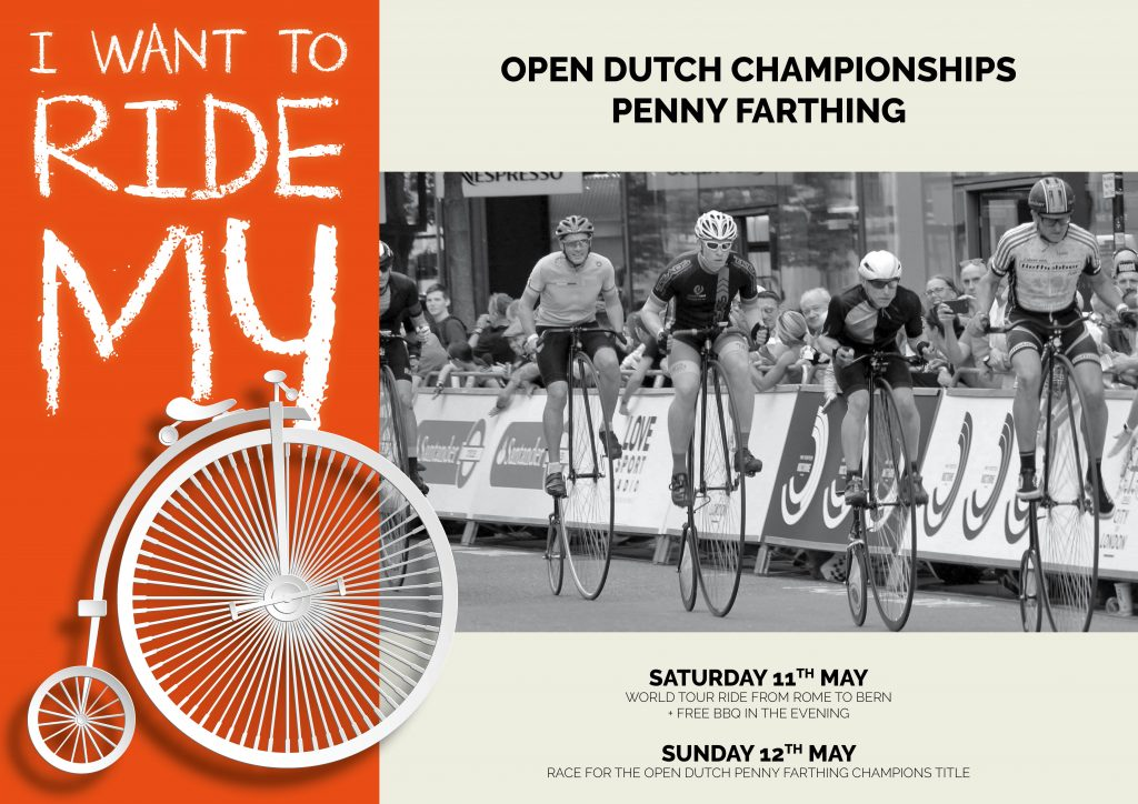 Open Dutch Penny-Farthing Championships | BICYCLE DUTCH
